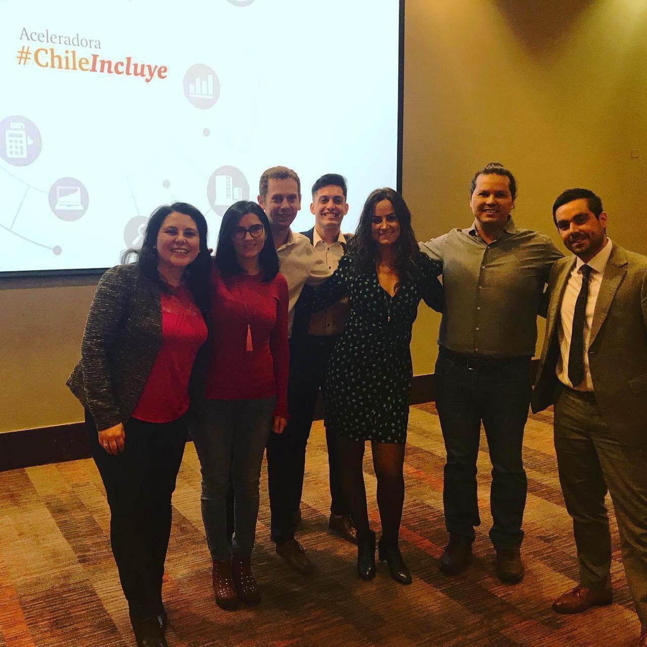 """EPO participa del lanzamiento """"Aceleradora ChileIncluye"""" de Fundación PwC"""